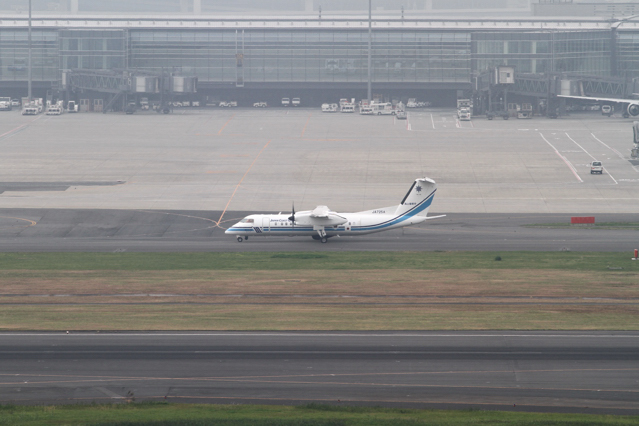 Japan Coast Guard DHC-8-315Q Dash 8(JA725A)
